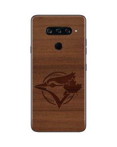 Toronto Blue Jays Engraved LG V40 ThinQ Skin