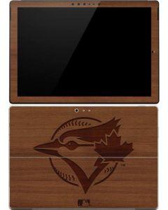 Toronto Blue Jays Engraved Surface Pro (2017) Skin