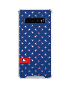 Toronto Blue Jays Full Count Galaxy S10 Clear Case