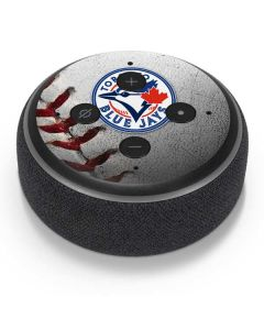 Toronto Blue Jays Game Ball Amazon Echo Dot Skin