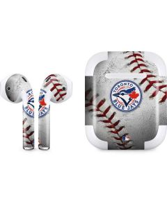 Toronto Blue Jays Game Ball Apple AirPods 2 Skin