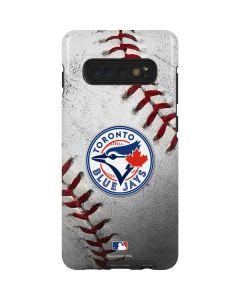 Toronto Blue Jays Game Ball Galaxy S10 Plus Pro Case