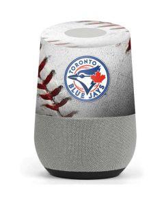 Toronto Blue Jays Game Ball Google Home Skin