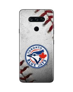 Toronto Blue Jays Game Ball LG V40 ThinQ Skin