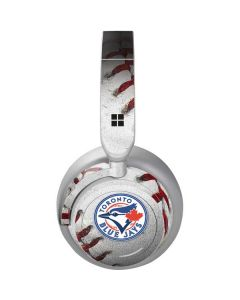 Toronto Blue Jays Game Ball Surface Headphones Skin