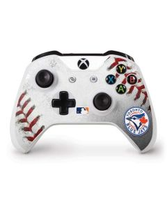 Toronto Blue Jays Game Ball Xbox One S Controller Skin