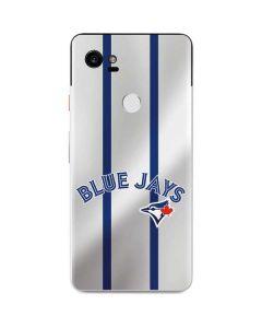 Toronto Blue Jays Home Jersey Google Pixel 2 XL Skin