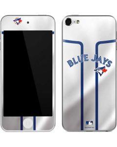 Toronto Blue Jays Home Jersey Apple iPod Skin