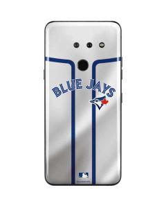 Toronto Blue Jays Home Jersey LG G8 ThinQ Skin
