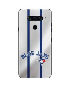 Toronto Blue Jays Home Jersey LG V40 ThinQ Skin