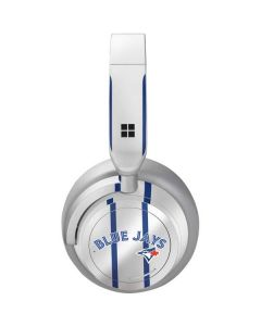 Toronto Blue Jays Home Jersey Surface Headphones Skin