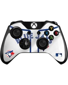Toronto Blue Jays Home Jersey Xbox One Controller Skin