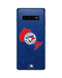 Toronto Blue Jays Home Turf Galaxy S10 Plus Skin