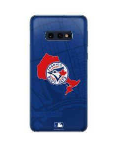 Toronto Blue Jays Home Turf Galaxy S10e Skin