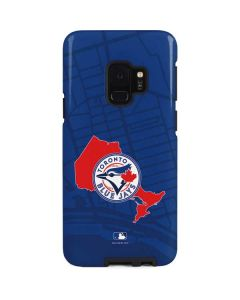 Toronto Blue Jays Home Turf Galaxy S9 Pro Case