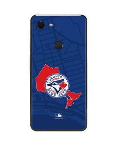 Toronto Blue Jays Home Turf Google Pixel 3 XL Skin