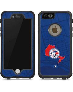 Toronto Blue Jays Home Turf iPhone 6/6s Waterproof Case