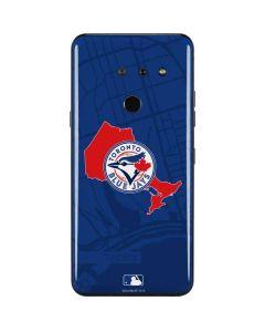 Toronto Blue Jays Home Turf LG G8 ThinQ Skin