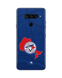 Toronto Blue Jays Home Turf LG V40 ThinQ Skin