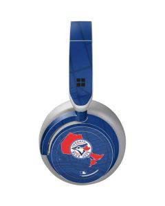 Toronto Blue Jays Home Turf Surface Headphones Skin
