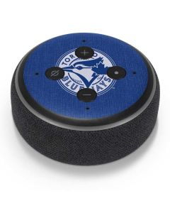 Toronto Blue Jays Monotone Amazon Echo Dot Skin