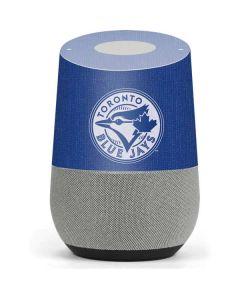 Toronto Blue Jays Monotone Google Home Skin