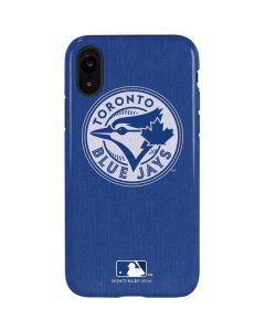 Toronto Blue Jays Monotone iPhone XR Pro Case