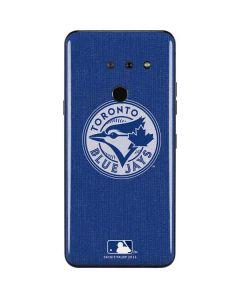 Toronto Blue Jays Monotone LG G8 ThinQ Skin