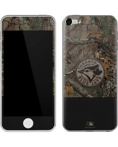 Toronto Blue Jays Realtree Xtra Camo Apple iPod Skin