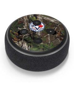 Toronto Blue Jays Realtree Xtra Green Camo Amazon Echo Dot Skin