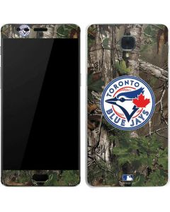Toronto Blue Jays Realtree Xtra Green Camo OnePlus 3 Skin