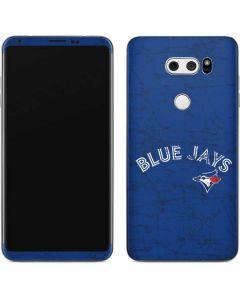 Toronto Blue Jays Solid Distressed V30 Skin
