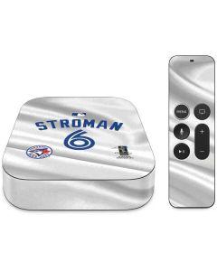 Toronto Blue Jays Stroman #6 Apple TV Skin