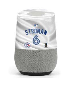 Toronto Blue Jays Stroman #6 Google Home Skin