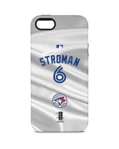 Toronto Blue Jays Stroman #6 iPhone 5/5s/SE Pro Case