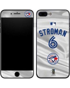 Toronto Blue Jays Stroman #6 iPhone 8 Plus Skin