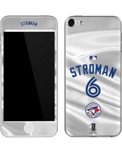 Toronto Blue Jays Stroman #6 Apple iPod Skin