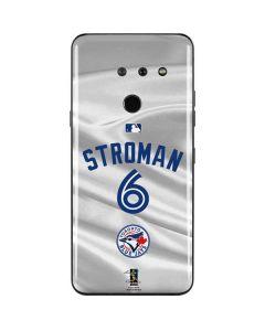 Toronto Blue Jays Stroman #6 LG G8 ThinQ Skin