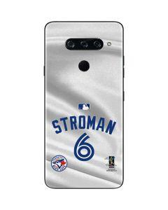 Toronto Blue Jays Stroman #6 LG V40 ThinQ Skin
