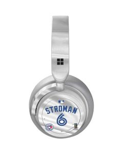 Toronto Blue Jays Stroman #6 Surface Headphones Skin