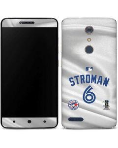 Toronto Blue Jays Stroman #6 ZTE ZMAX Pro Skin