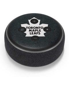 Toronto Maple Leafs Black Background Amazon Echo Dot Skin