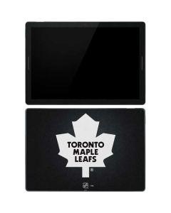 Toronto Maple Leafs Black Background Google Pixel Slate Skin