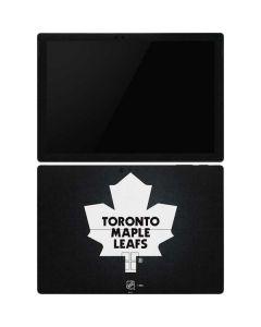 Toronto Maple Leafs Black Background Surface Pro 6 Skin