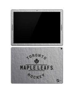 Toronto Maple Leafs Black Text Google Pixel Slate Skin
