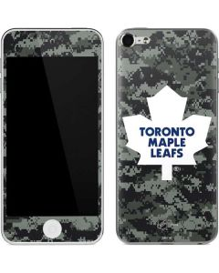 Toronto Maple Leafs Camo Apple iPod Skin