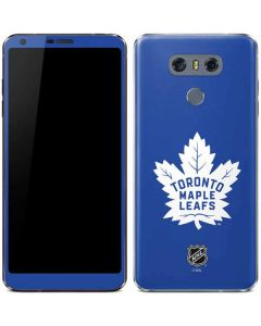 Toronto Maple Leafs Color Pop LG G6 Skin