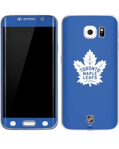 Toronto Maple Leafs Color Pop Galaxy S6 Edge Skin