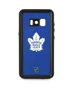 Toronto Maple Leafs Color Pop Galaxy S8 Plus Waterproof Case