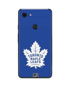 Toronto Maple Leafs Color Pop Google Pixel 3 XL Skin